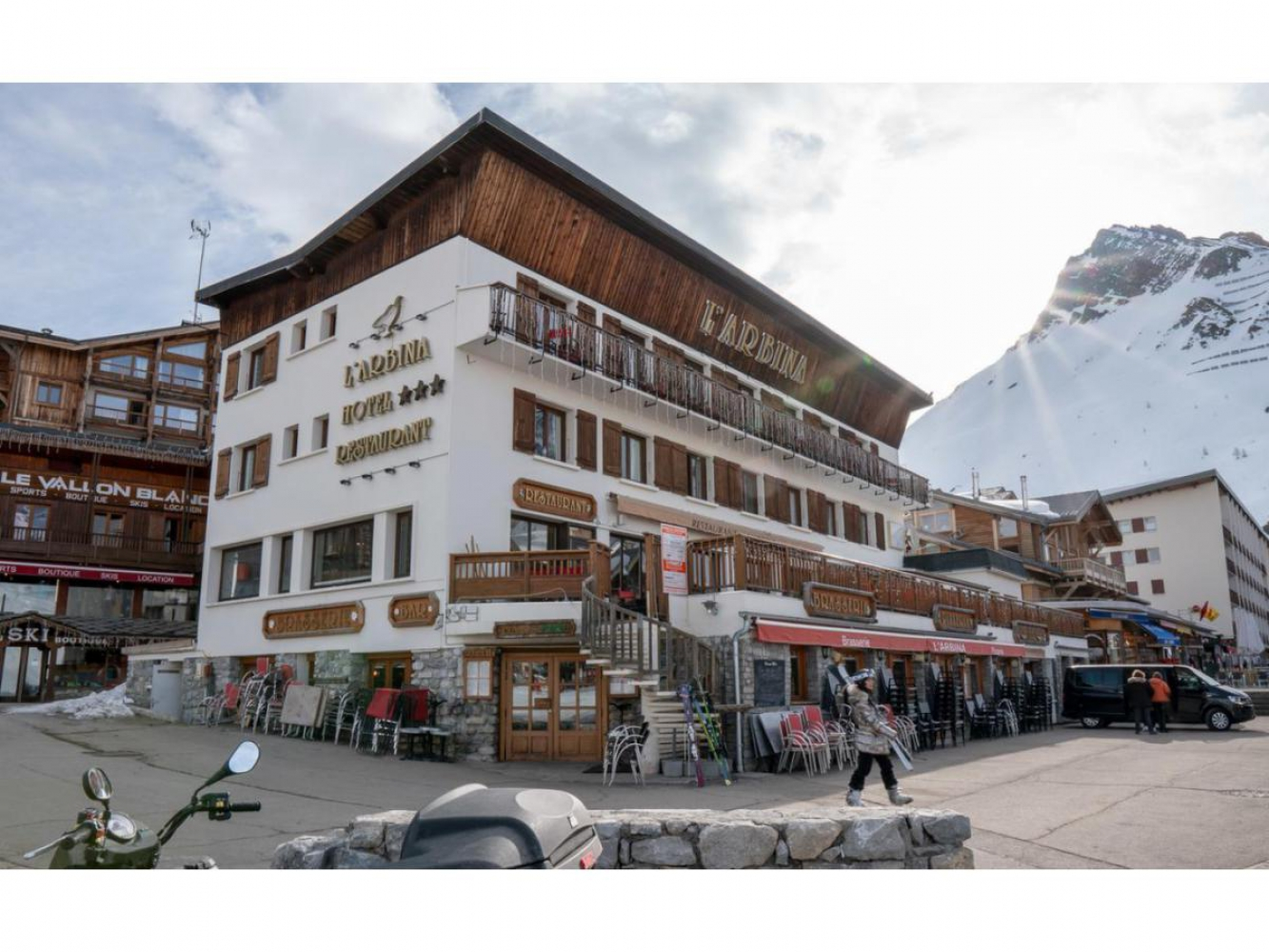 HOTEL L'ARBINA
