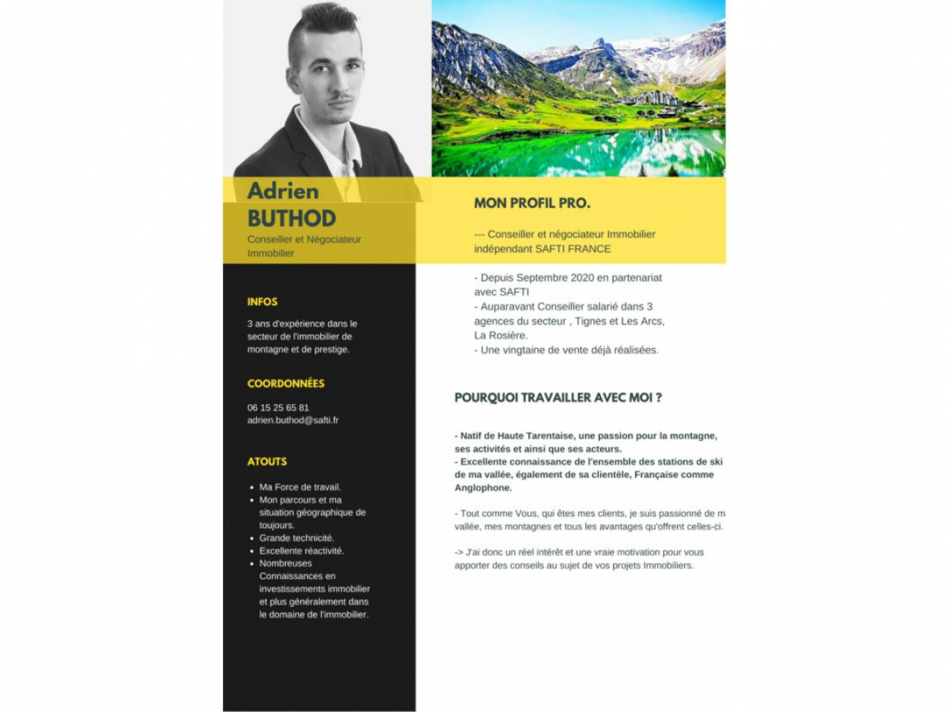 ADRIEN BUTHOD IMMOBILIER & CONSEILS