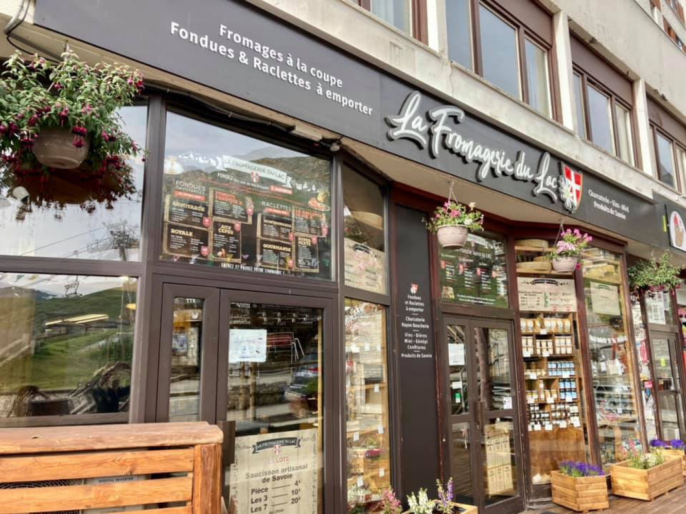 FROMAGERIE DU LAC