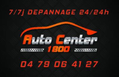 AUTO CENTER 1800