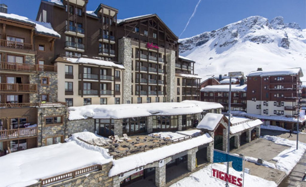 Reservation BELAMBRA CLUB LE DIVA - HOLIDAY CLUBS & GROUP Tignes