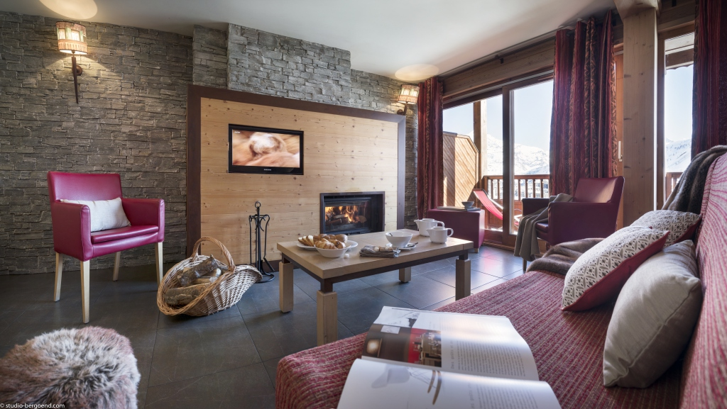 Reservation CHALET MONTANA AIRELLES **** - HOLIDAY RESIDENCES Tignes