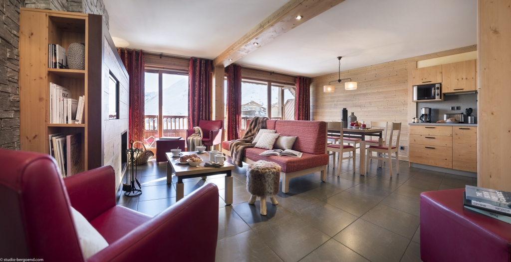 Reservation CHALET AIRELLES - HOLIDAY RESIDENCES Tignes