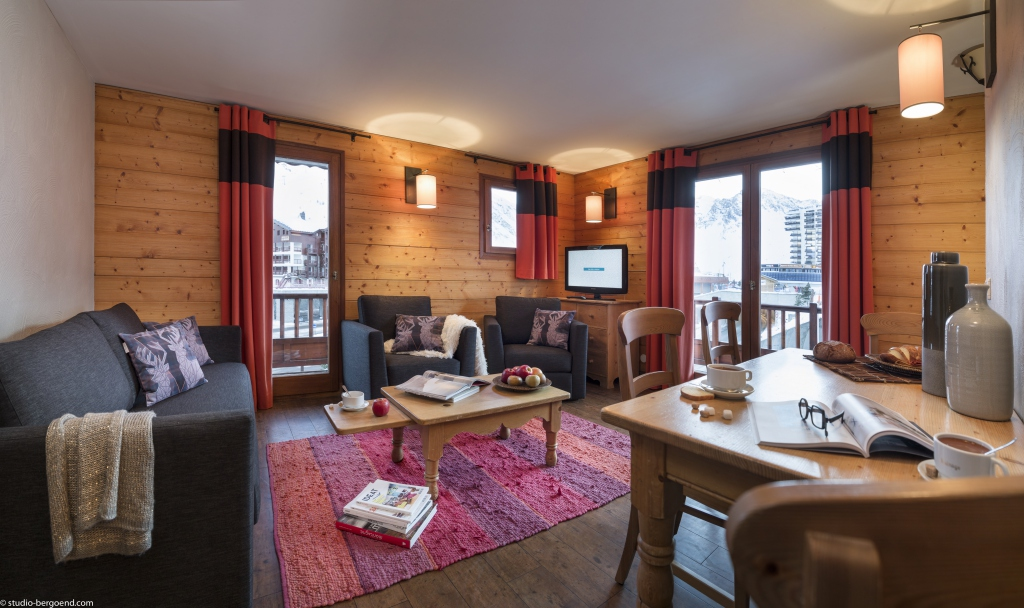 Reservation CHALET PLANTON - HOLIDAY RESIDENCES Tignes