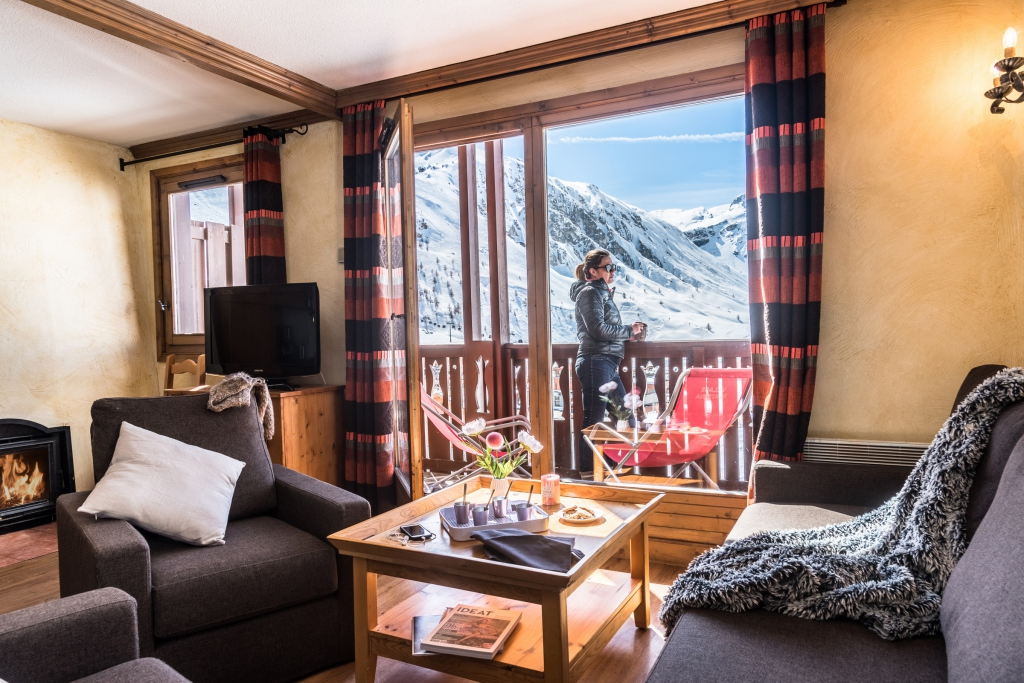 Reservation RÉSIDENCE VILLAGE MONTANA - HOLIDAY RESIDENCES Tignes
