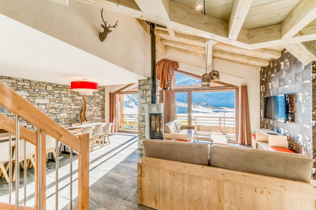 Reservation RESIDENCE CAPNEIGE - HOLIDAY RESIDENCES Tignes