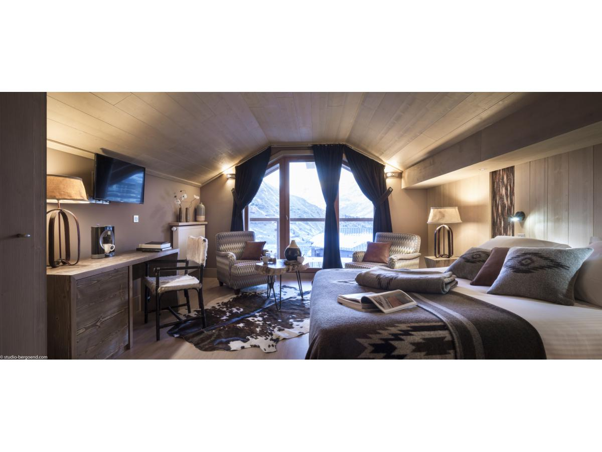 Reservation LE TAOS - HOTELS Tignes