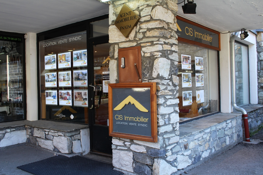 Reservation CIS IMMOBILIER - REAL ESTATE AGENCIES Tignes