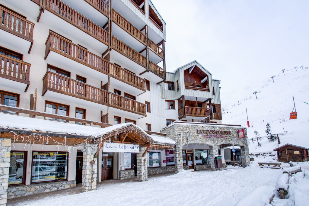 Reservation VACANCÉOLE RESIDENCE LE BORSAT IV - HOLIDAY RESIDENCES Tignes