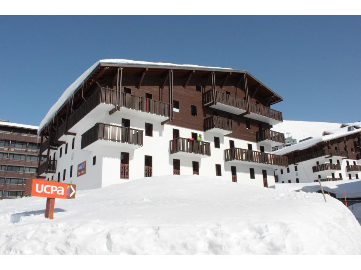 Reservation UCPA - HOLIDAY CLUBS & GROUP Tignes