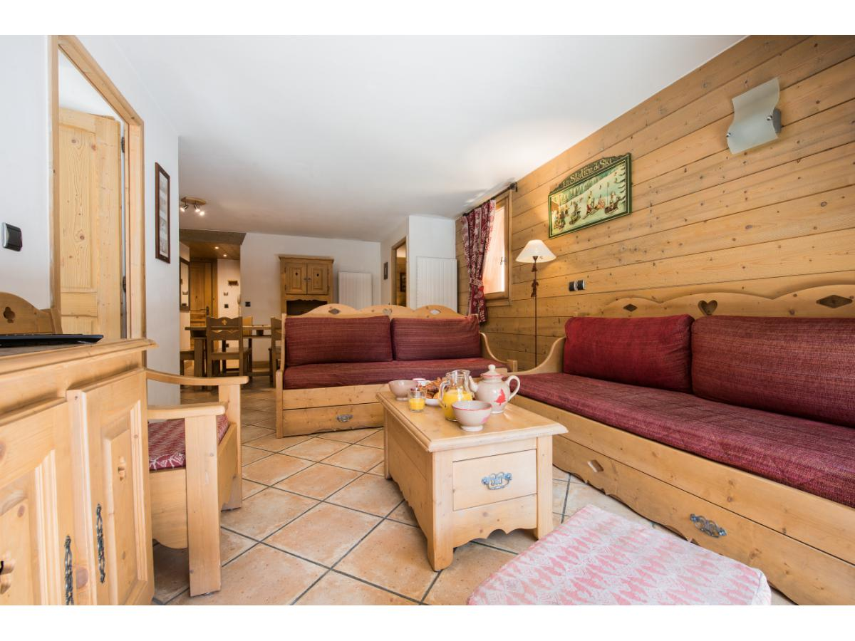 Reservation RÉSIDENCE CGH LE NÉVADA - HOLIDAY RESIDENCES Tignes