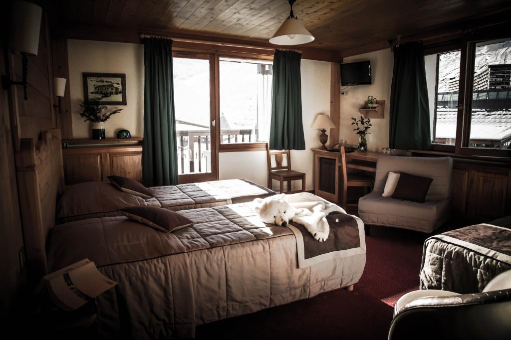 Reservation HÔTEL LE REFUGE - HOTELS Tignes