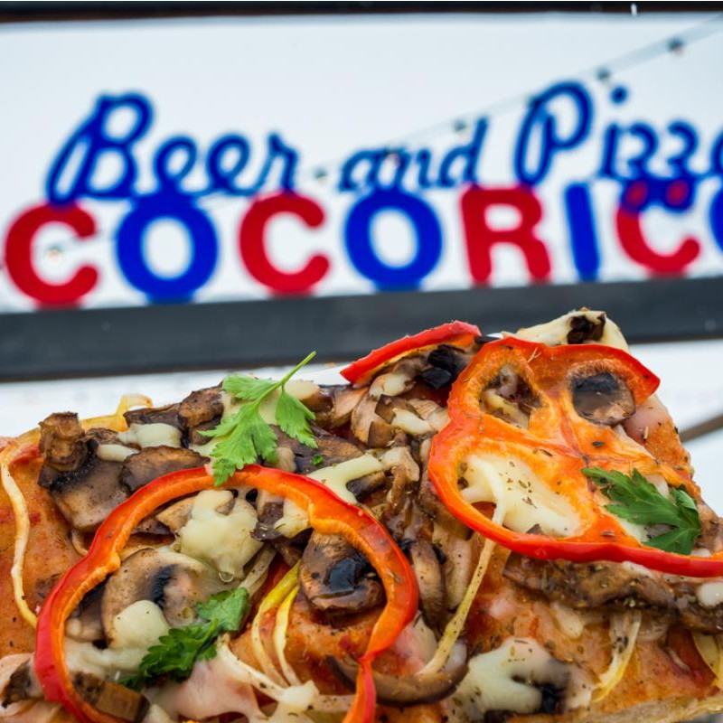 COCORICO BEER AND PIZZA