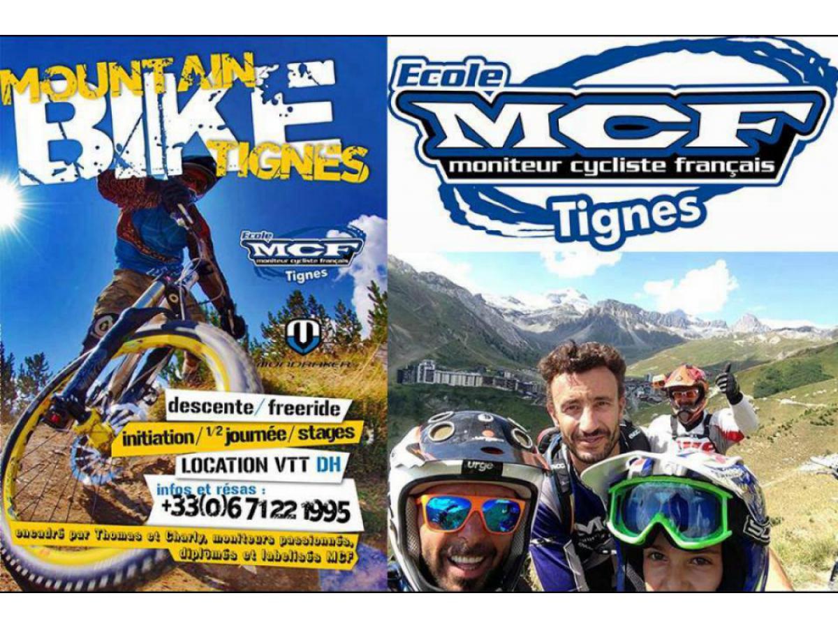 TIGNES MOUNTAIN BIKE MCF VAL CLARET